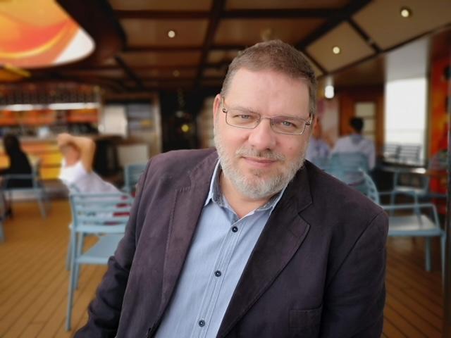 Andy Eggert - Vorstand der Allgäuer Israelfreunde